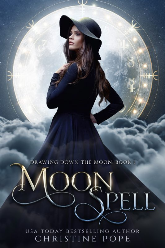 MoonSpell (Drawing Down the Moon: Book 1)