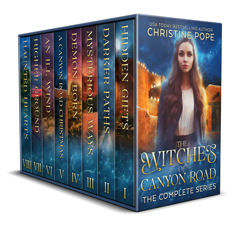 The Witches of Canyon Road: The Complete Series