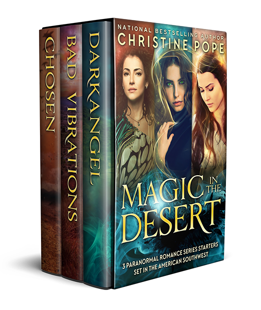 Magic in the Desert by Christine Pope
