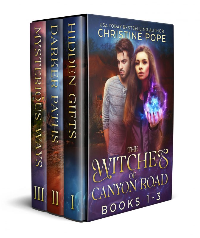 The Witches of Canyon Road, Books 1-3